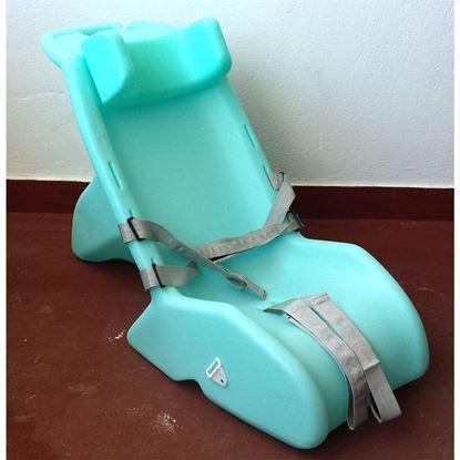 Cadeira De Banho Pediátrica Ayudas Dinámicas