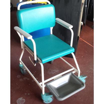 Cadeira De Banho/Sanitária Vernacare